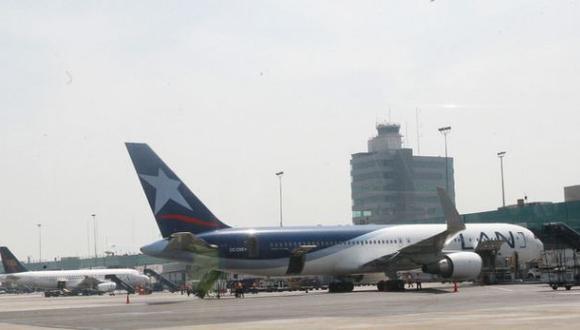 Suspenderán vuelos en el Jorge Chávez entre las 2 a.m. y 5 a.m.