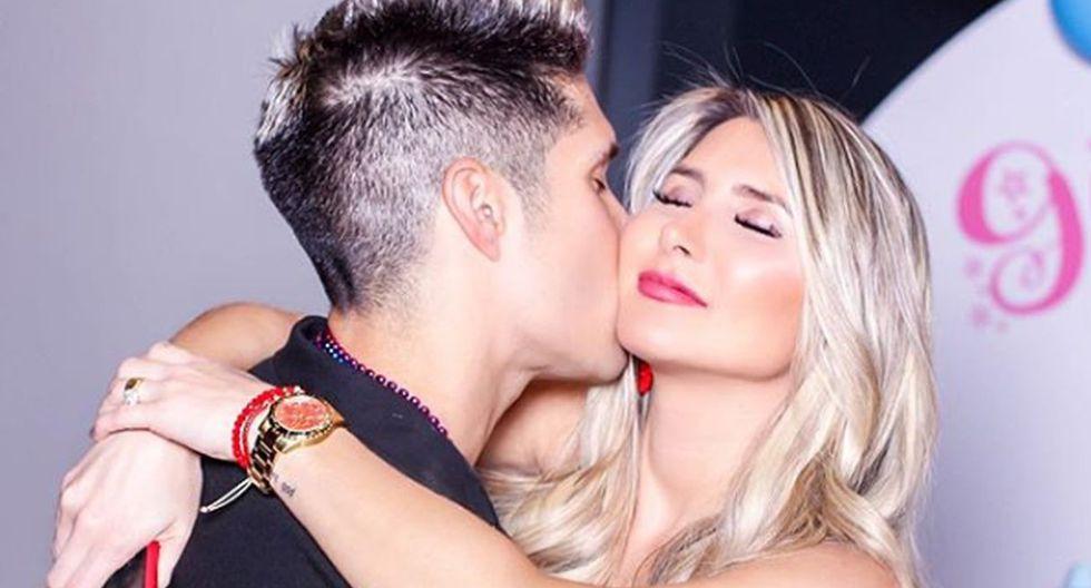 Natasha Araos y el cantante aman ejericitarse y hacer actividades al aire libre es primordial. (Foto: Instagram/Natasha Araos)
