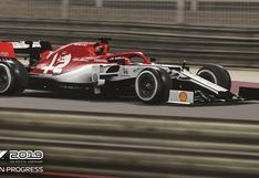 La Fórmula 1 se traslada al mundo de los videojuegos mientras dure la cuarentena | FOTOS