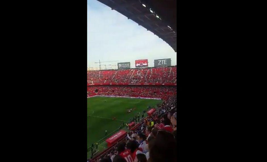 Jorge Sampaoli disputó su último encuentro como técnico del Sevilla. El entrenador, quien tendría todo arreglado con la selección argentina,  se fue abucheado por los aficionados en la goleada ante Osasuna por 5-0.