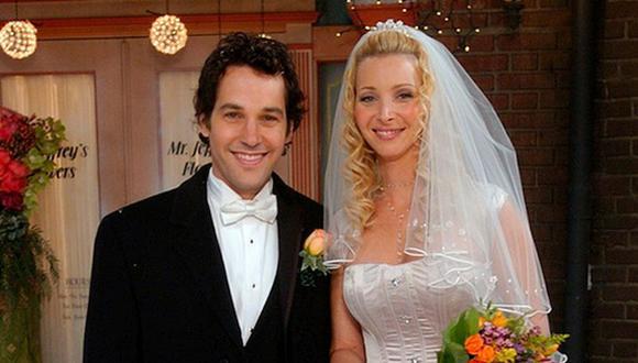Luego de 25 años se supo que Phoebe no acabaría con Mike, sino que regresaría con su ex, el científico (Foto: Warner)
