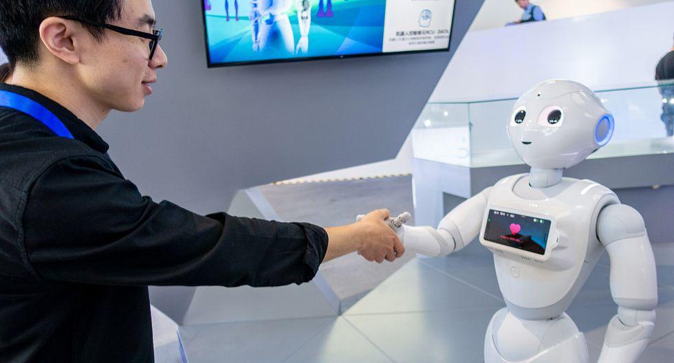 China realiza primera cirugía de rodilla artificial con robot (Foto: xinhua)