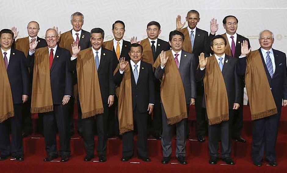 APEC: Esto fue lo que acordaron los principales líderes