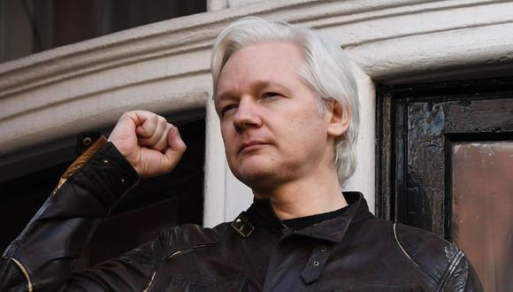 El fundador de WikiLeaks Julian Assange podría ser indultado por Donald Trump, si revela datos al gobierno de Estados Unidos. (Foto de archivo: AFP)