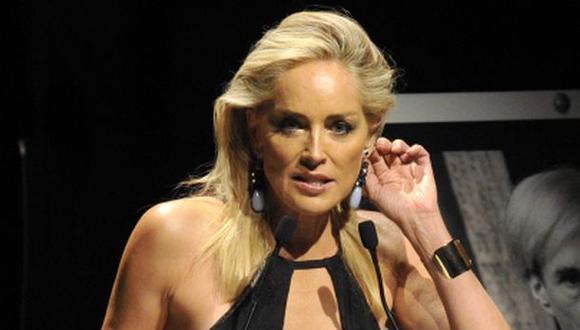 """Sharon Stone contó que ella misma cambió """"completamente"""" cuando adoptó y crió ella sola a sus tres hijos. (Foto: Agencia / Reuters)"""