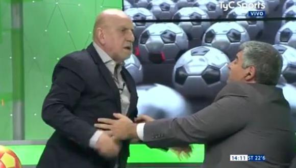 (Captura: TyC Sports/YouTube)
