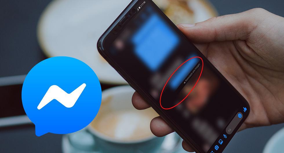 FOTO 1 DE 3 | Mira el increíble truco para desaparecer 'reenviado' de tus conversaciones en Facebook Messenger| Foto: Facebook Messenger (Desliza a la izquierda para ver más fotos)