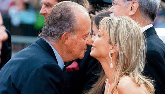 """""""Me usó como testaferro"""": Ex amante del rey Juan Carlos desata escándalo en España. (Foto: La Nación de Argentina / GDA)"""