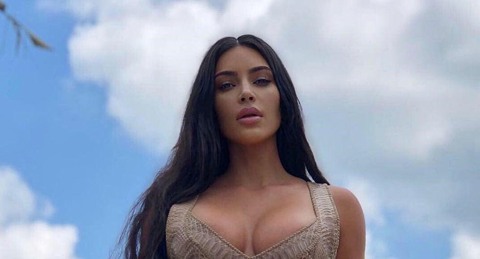Kim Kardashian cautiva a sus seguidores con fotografías en bikini durante sus vacaciones en Bali. (Foto: @kimkardashian)