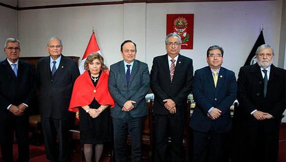 Comisión especial de la Junta Nacional de Justicia impulsa nuevo concurso público (Foto: Difusión)