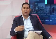Perú Libre: Miguel del Castillo descarta su renuncia al Apra por apoyo a Pedro Castillo
