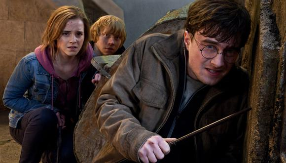 J.K. Rowling admite que Hermione debió casarse con Harry Potter