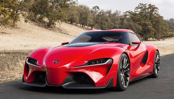 Se espera que la compañía japonesa Toyota brinde mayores detalles de su modelo Supra durante el Salón de Ginebra. (Fotos: Toyota).
