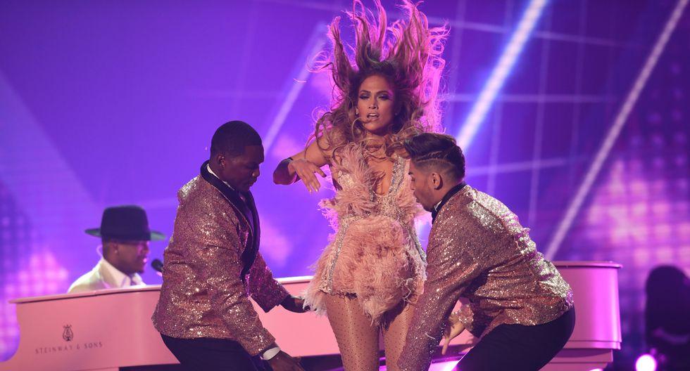 Jennifer Lopez mostró toda su emoción en Instagram al tener dos nominaciones a los premios Billboard 2019. (Fotos: AFP)