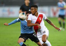 Perú y Uruguay empataron 1-1 en revancha del amistoso por fecha FIFA