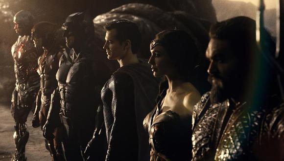 Con menos de una semana de estreno, 'La Liga de la Justicia de Zack Snyder' viene generando muchos comentarios por parte de los fanáticos de DC Cómics. (Foto: Warner Bros)