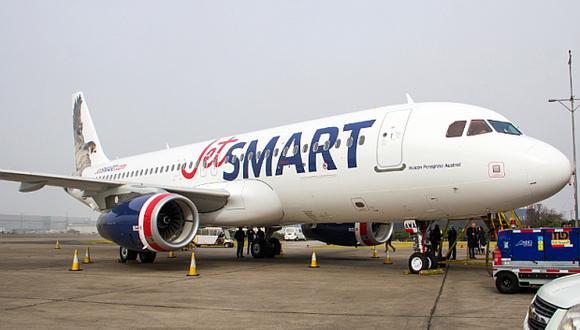 JetSmart se suma al mercado con el esquema 'low cost'. (Foto: AFP)