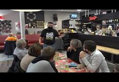 """""""Quédense en casa"""": los europeos se encierran para frenar la pandemia"""