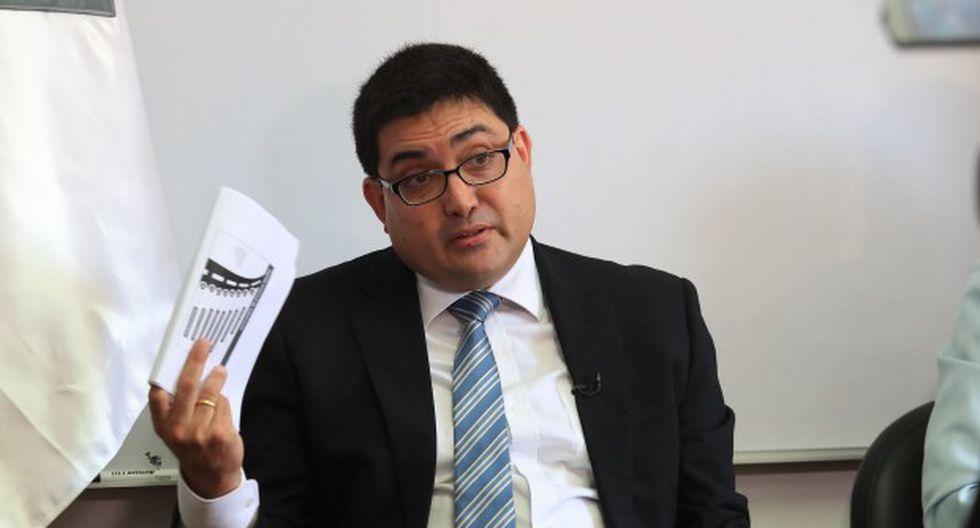 Procurador ad hoc Jorge Ramírez también explicó que la reparación civil que pagará OAS se determinará según la Ley 30737. (Foto: GEC)
