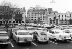 La época en que el único auto en América que llevaba placa de Andorra circulaba en el Perú