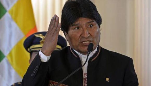 """Morales: """"Bolivia tiene que volver al Pacífico con soberanía"""""""