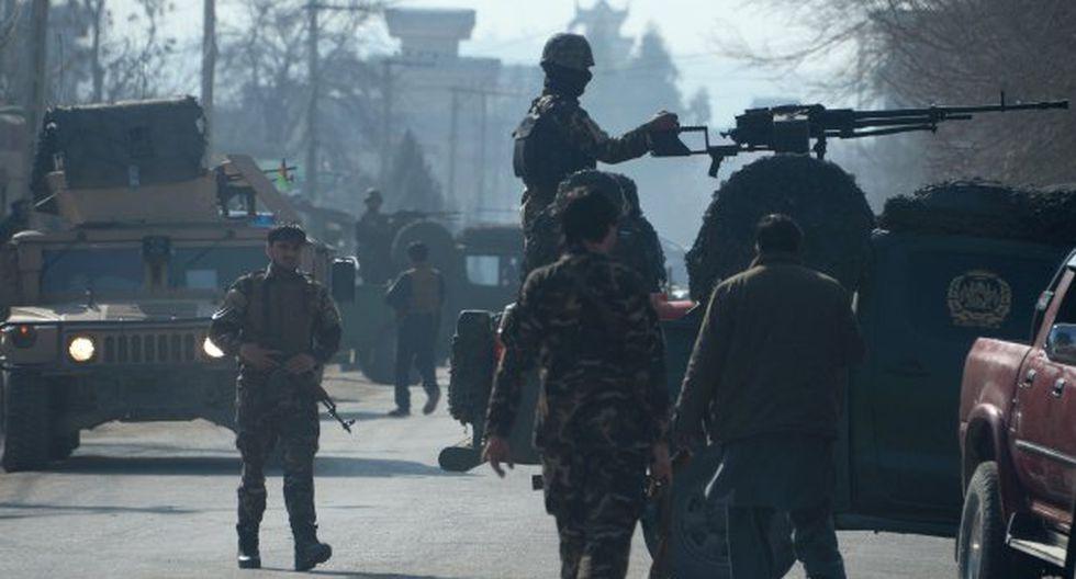 Al menos 14 muertos por atentado suicida en Afganistán