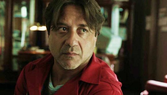 La casa de papel: el oscuro pasado de Enrique Arce, 'Arturito' en la serie española (Foto: Netflix)