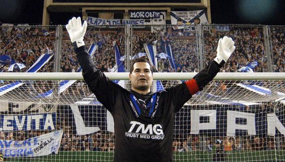 José Luis Chilavert también arremetió nuevamente contra la Conmebol. (Foto: AFP)