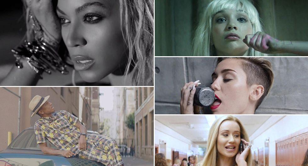 MTV Music Awards 2014: estos son todos los nominados
