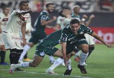 Universitario pierde frente a Palmeiras en debut de la Copa Libertadores