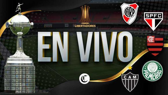 Copa Libertadores 2021 EN VIVO: última hora, resultados y equipos clasificados