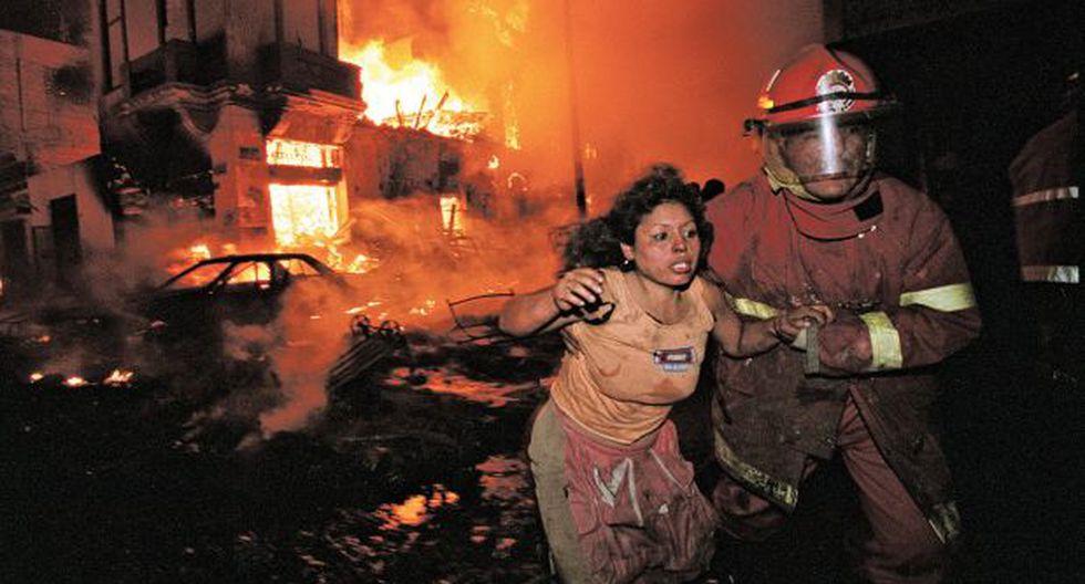 Mesa Redonda: Testimonios de una tragedia que cumple 15 años - 5
