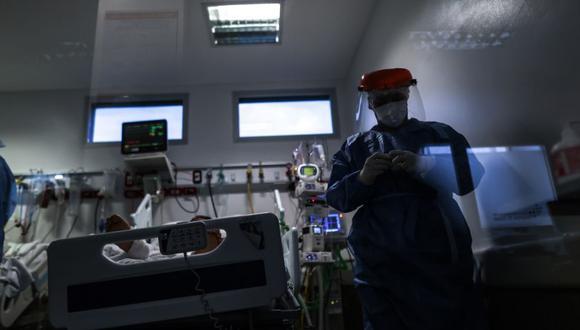 Coronavirus en Argentina | Últimas noticias | Último minuto: reporte de infectados y muertos hoy, sábado 31 de julio del 2021 | Covid-19 | (Foto: EFE/ Juan Ignacio Roncoroni).