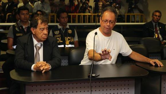 El viernes pasado, Carlos García fue detenido en su domicilio. Es sindicado de ser el nexo entre los empresarios y el MTC para pactar obras. Es el único bajo arresto. (Foto: Poder Judicial)