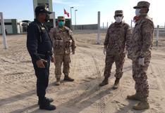 Tacna: Ejército reforzará patrullaje en la frontera sur del país
