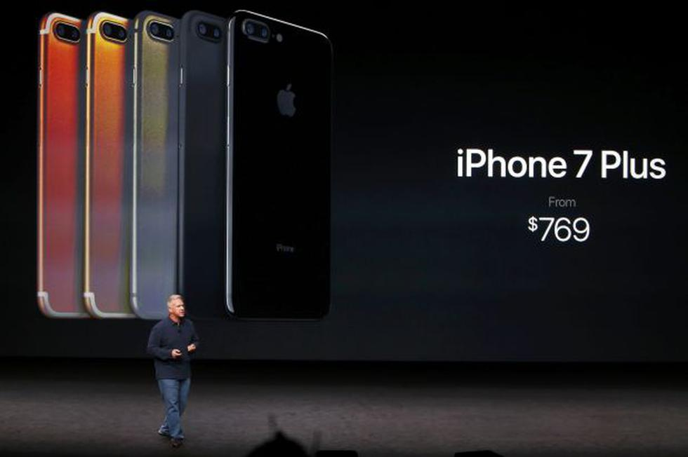Apple: ¿Cuáles son los precios del iPhone 7 y 7 Plus? - 2
