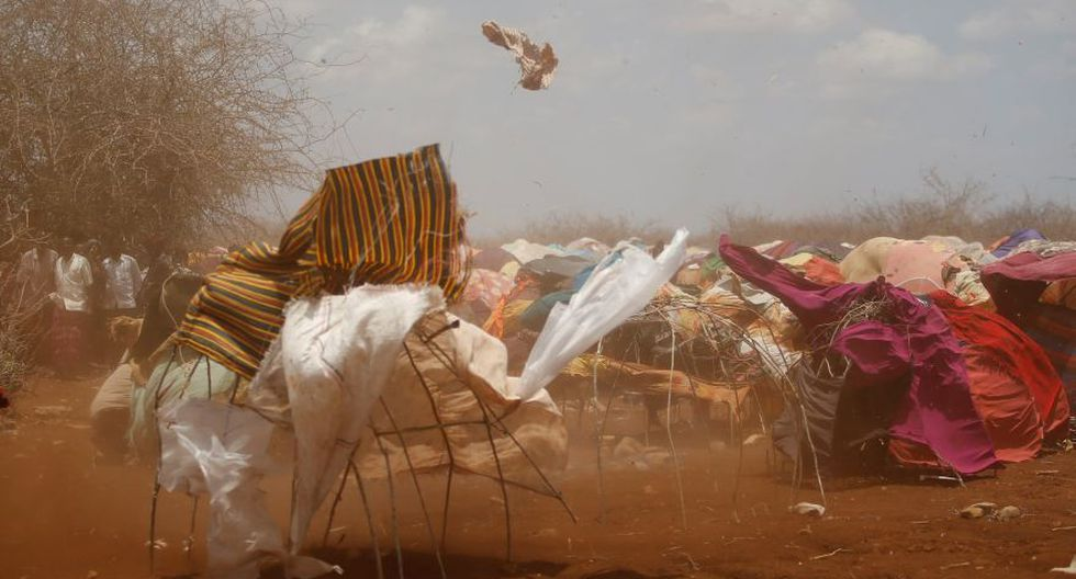 Las imágenes de la hambruna, el cólera y la sequía en Somalia - 18