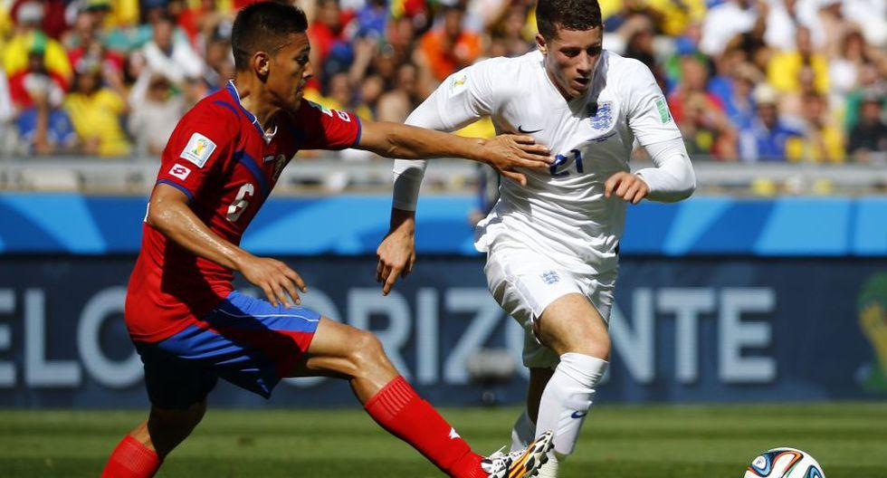 Inglaterra se despide del Mundial ante la sorpresa Costa Rica - 9