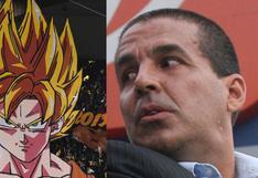 """Facebook: Gonzalo Núñez demostró así su enojo con evento de """"Dragon Ball"""""""