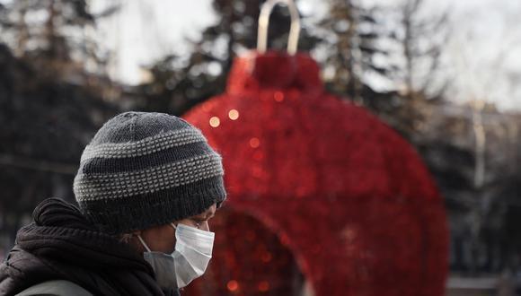 Coronavirus en Rusia | Últimas noticias | Último minuto: reporte de infectados y muertos hoy, sábado 19 de diciembre del 2020 | EFE/EPA/MAXIM SHIPENKOV
