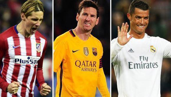 Liga española BBVA: así va la tabla de posiciones de fecha 36