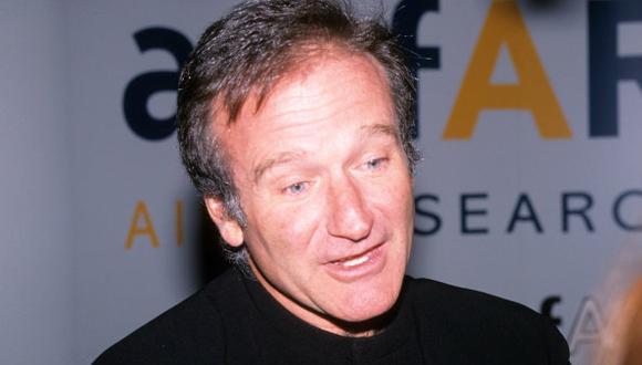 Robin Williams sufría de paranoia reveló informe forense