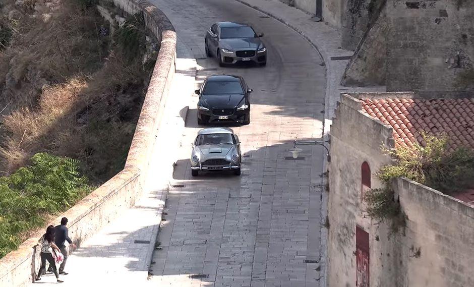 Aston Martin DB5. (Foto: Captura Youtube)