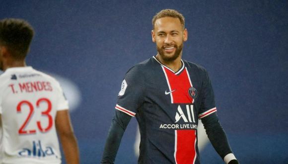 Neymar realiza nuevo e impresionante tatuaje (Foto: Reuters)