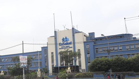 Hospital Guillermo Almenara de Essalud. (Foto:Essalud)