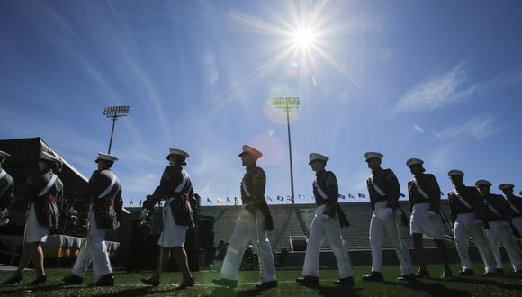 Las agresiones sexuales se multiplican en las academias militares de EE.UU. Foto referencial de AFP