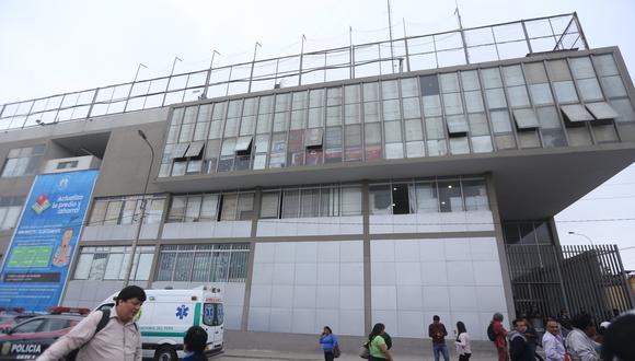 Fiscalía y PNP intervienen Municipalidad de VMT por presuntas irregularidades en la entrega de canastas. (Foto: Luis Centurión/Archivo GEC)