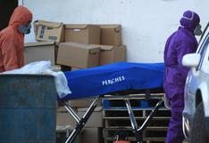 México rebasa los 140.000 muertos por coronavirus