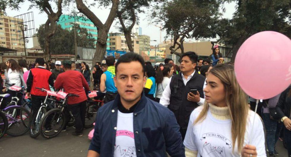#NiUnaMenos: así se desarrolló la marcha en Lima [FOTOS] - 22