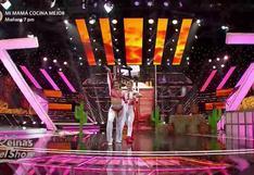 "Reinas del show: Mira el baile de Korina Rivadeneira interpretando ""Juana la cubana"""